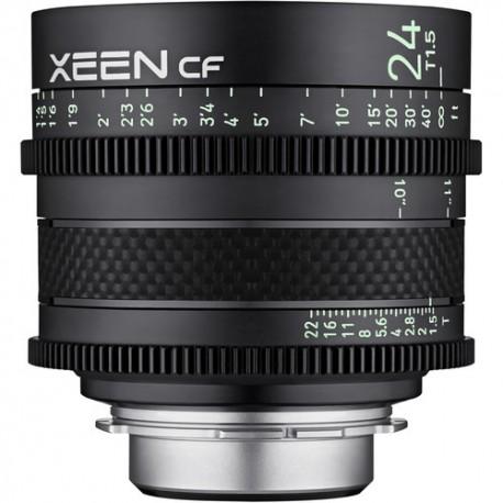 Samyang XEEN 24mm T1.5 Cinema Lens