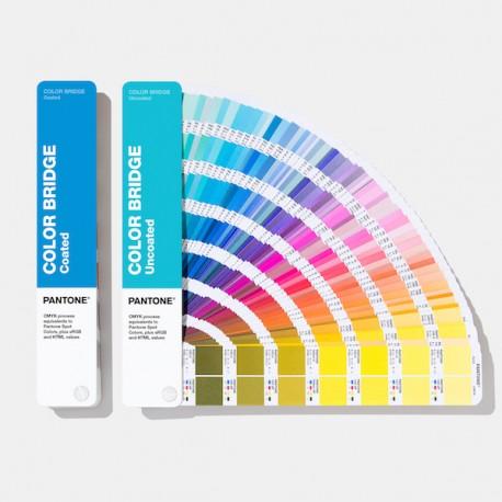 Pantone Color Bridge Guide Set Coated & Uncoated